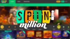 Spin Million apžvalga